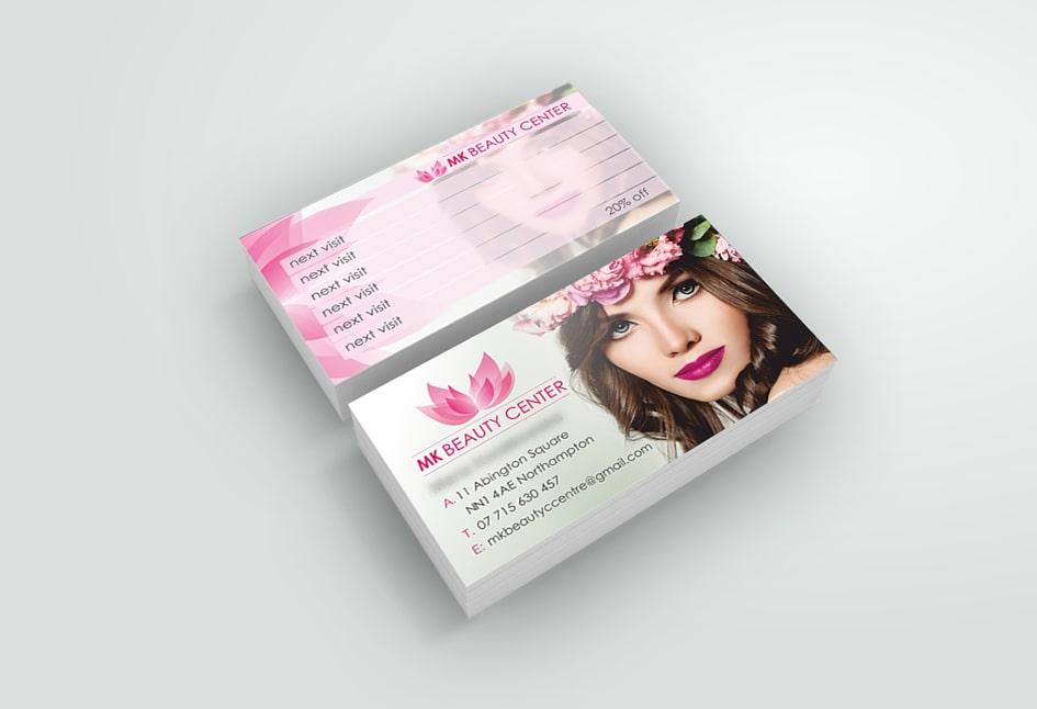 WIZYTÓWKI MK Beauty Center